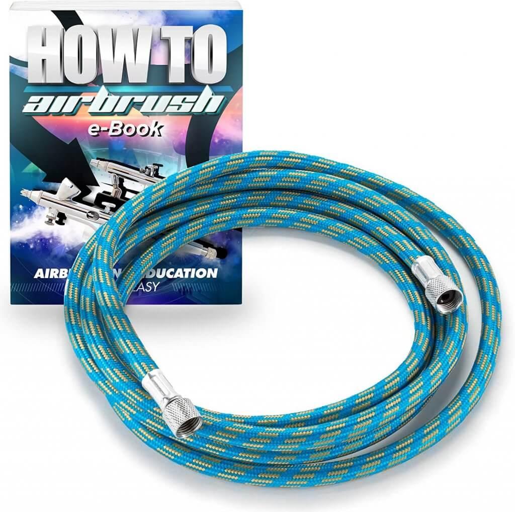 Flexible Braided Air Hose