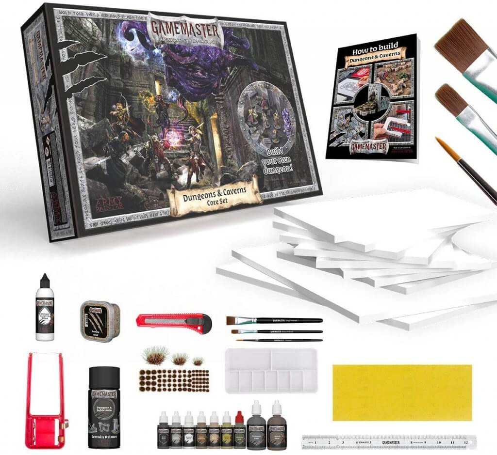 Army Painter Gamemaster Set