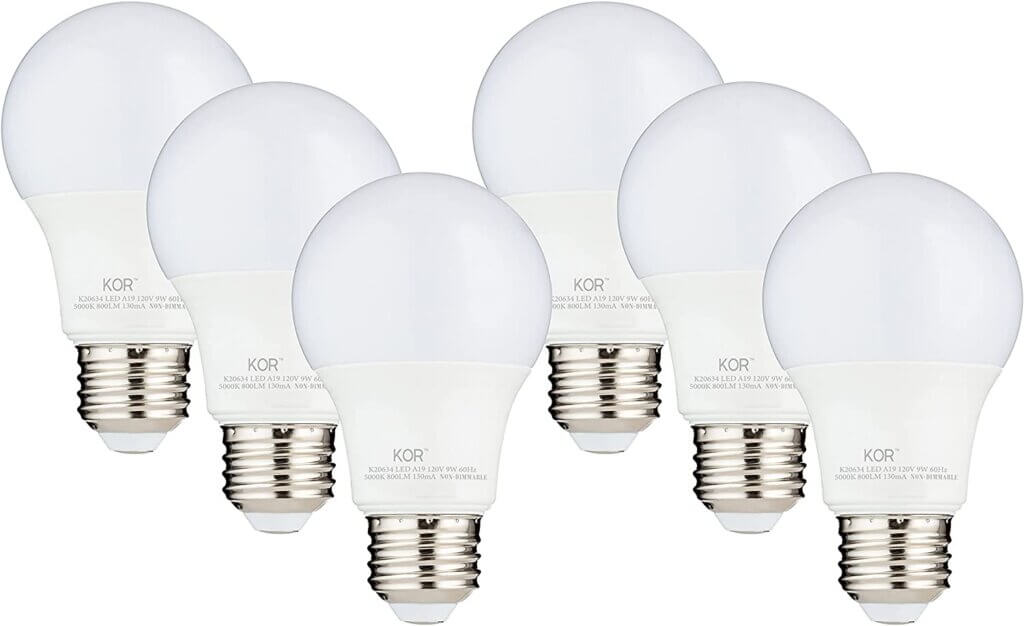 Daylight LED Desk Lamp Bulb
