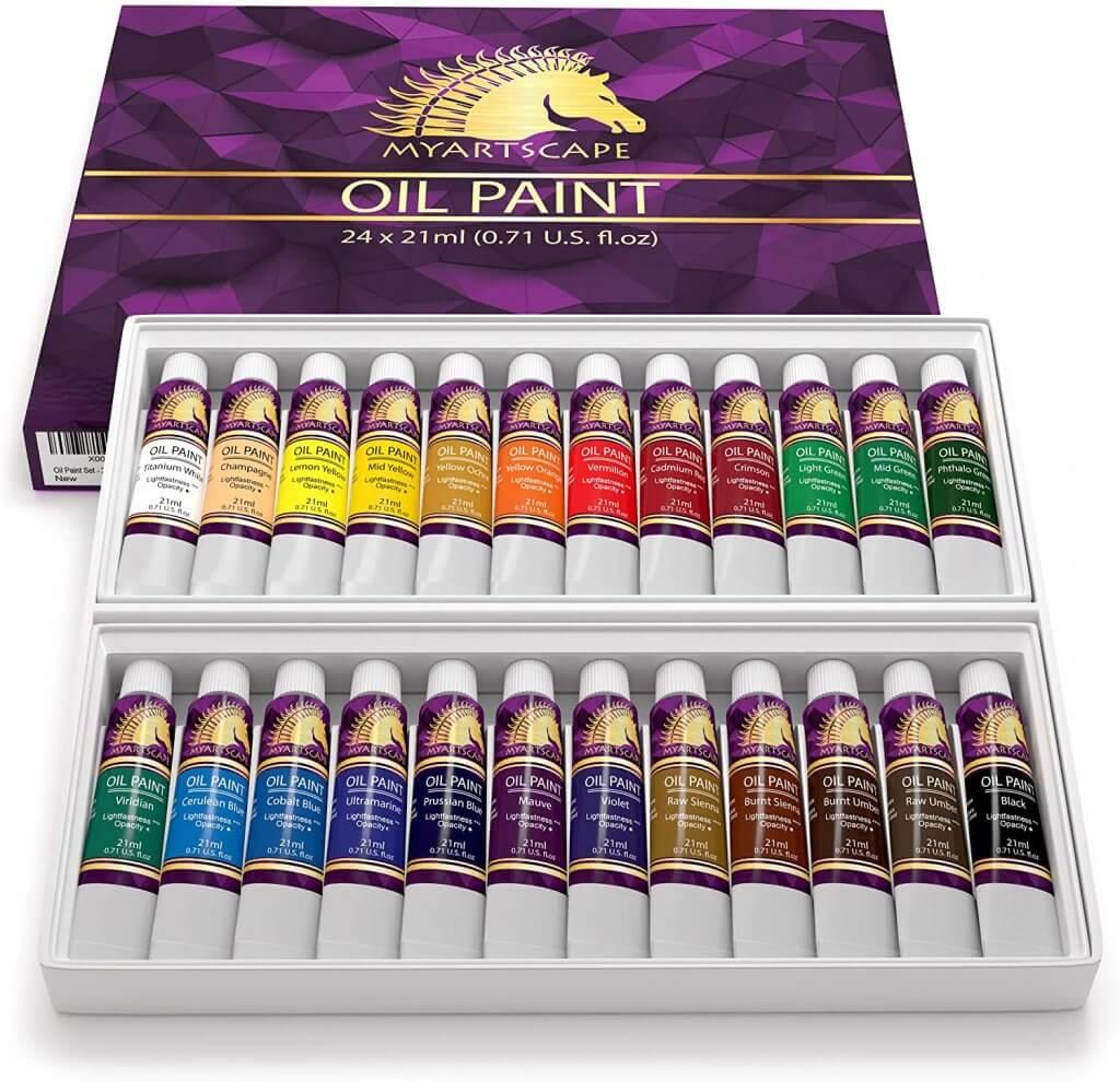 MyArtscape Oil Paint