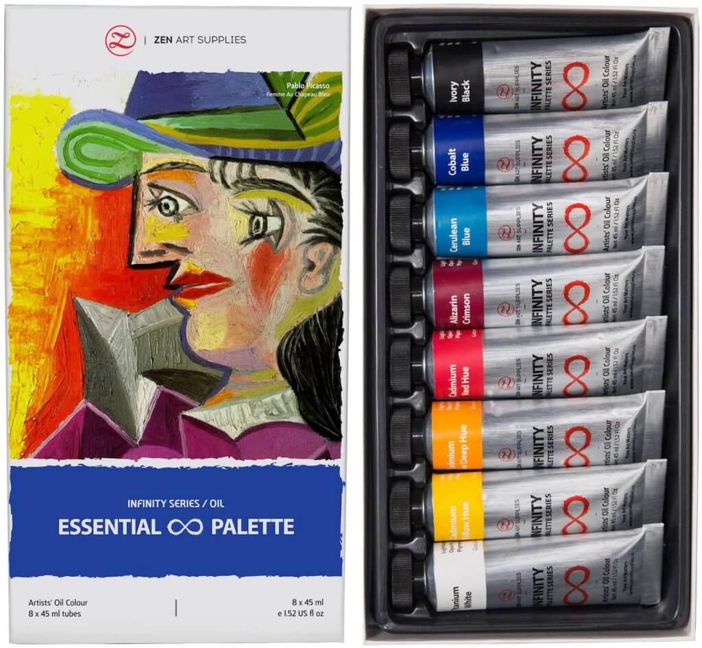 ZenART Essential Oil Paint