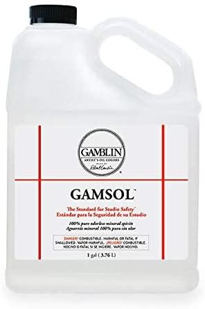 Gamsol Mineral Spirits Large Bottle