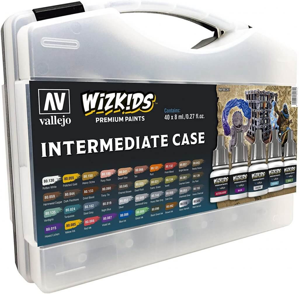 Vallejo Wizkids Premium Paint